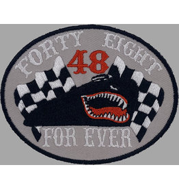 Badgeboy Fourty Eight for ever