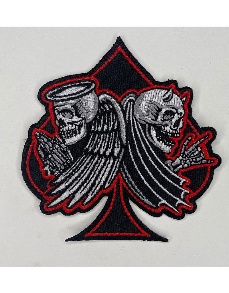 Badgeboy Good and Bad skulls