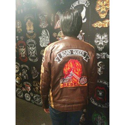 Rebel Rider 151 E