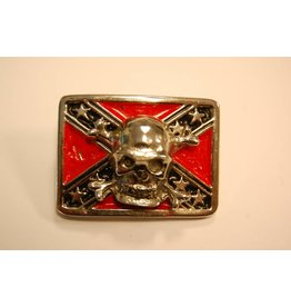 3-D Rebel Flag Skull pin SOLD OUT
