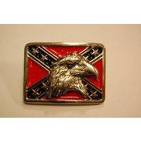 3-D Rebel Flag Eagle Head pin SOLD OUT