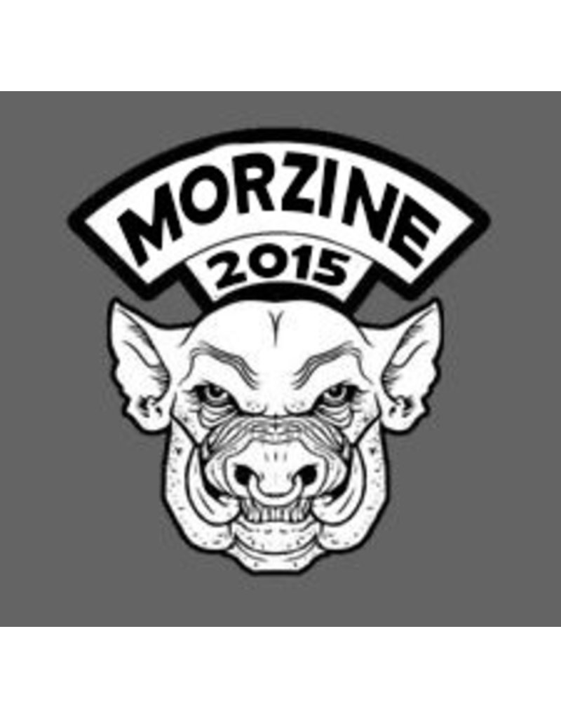 Morzine Biker Pin 2015 SOLD OUT