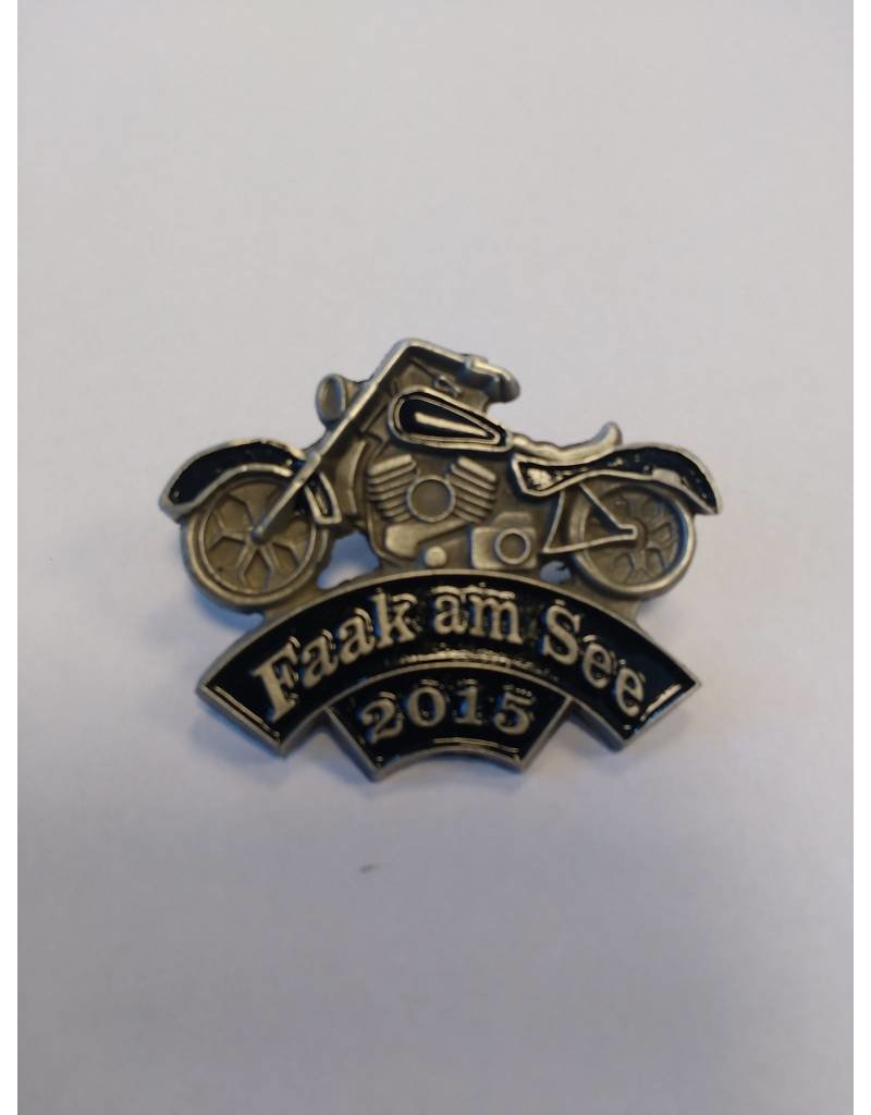 Faak Bike 2015 Pin