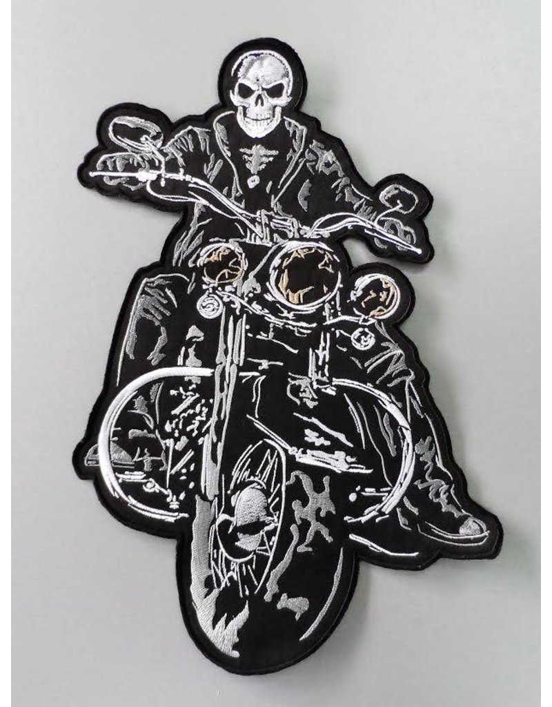 The Biker patch