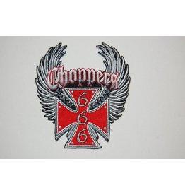 Badgeboy Chopper patch Nr. 183 E