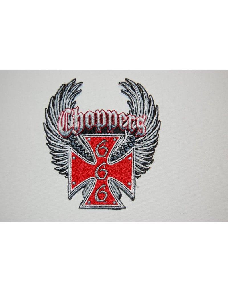 Badgeboy Chopper patch