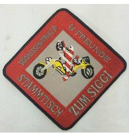 Trike club patch