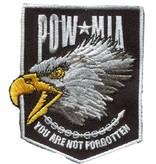 Pow Mia Eagle patch