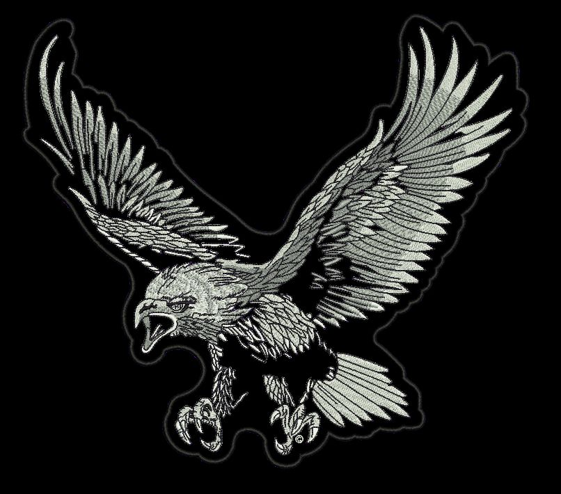 online retailer f45cf 13c5e The Black and White eagle