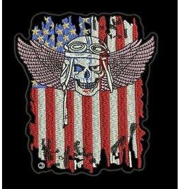 badgeboy Ghost Flag