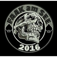 Faak am See Skull 2016 SOLD OUT
