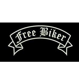 Free Biker White