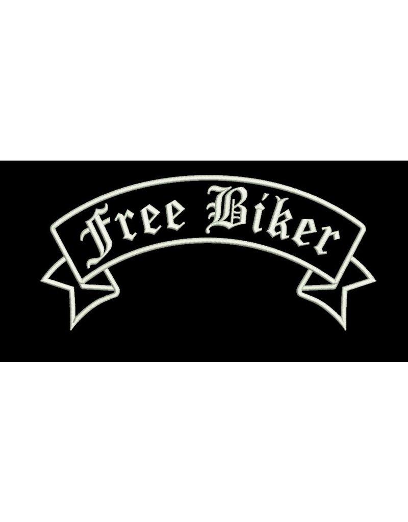 Free Biker White 593 E