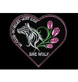 Wolf Heart with tekst