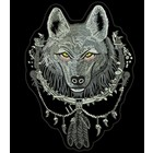 The Grey Wolf medium 12 cm