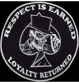 Respect skull large OUT OF STOCK WILL BE BACK SOON