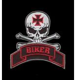 Biker skull 345 E