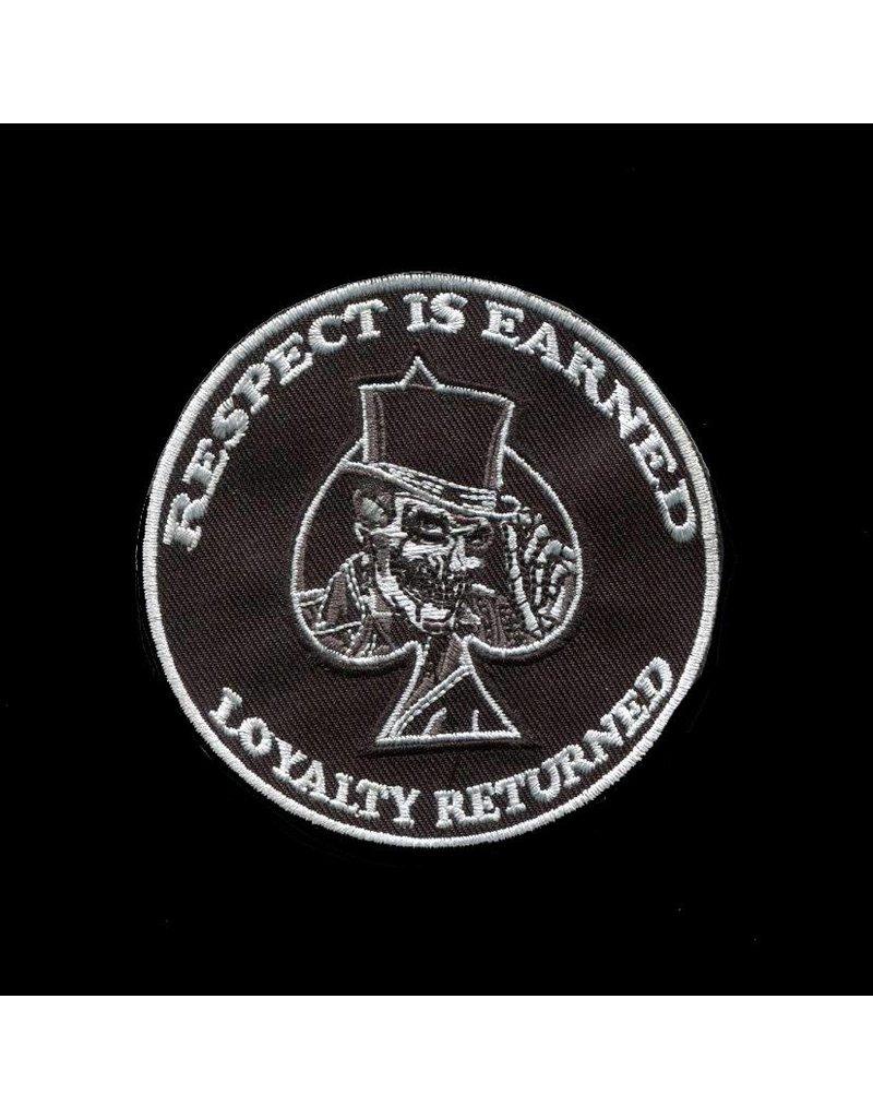 Respect skull