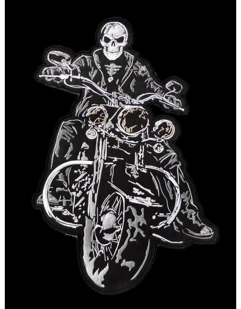 Badgeboy The Biker patch