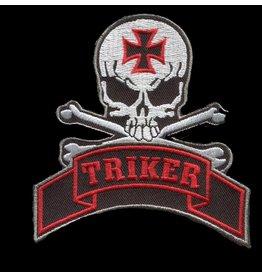 Badgeboy Triker Skull