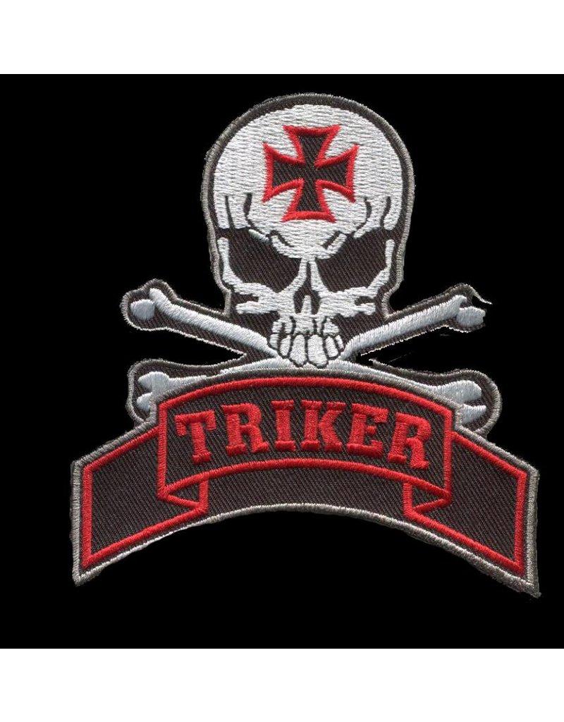 Badgeboy Triker Skull Nr. 344 E
