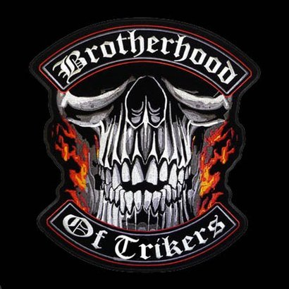 Brotherhood of Trikers large 61 E