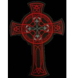 Keltisch Cross red 548 R