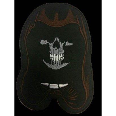 Hooded skull Brown