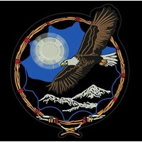 Eagle Dreamcatcher