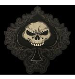 Spade of skulls