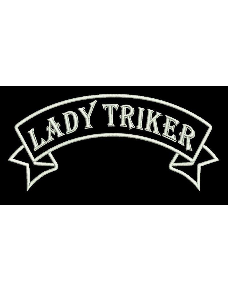 Badgeboy Lady Triker Banner