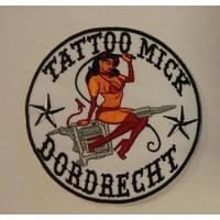 Tattoo Mick Dordrecht Badgeboy