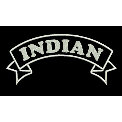 Indian Banner 30 cm wide