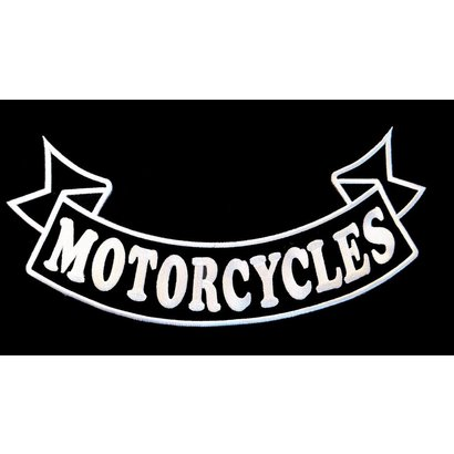 Motorcycles Banner 30 cm