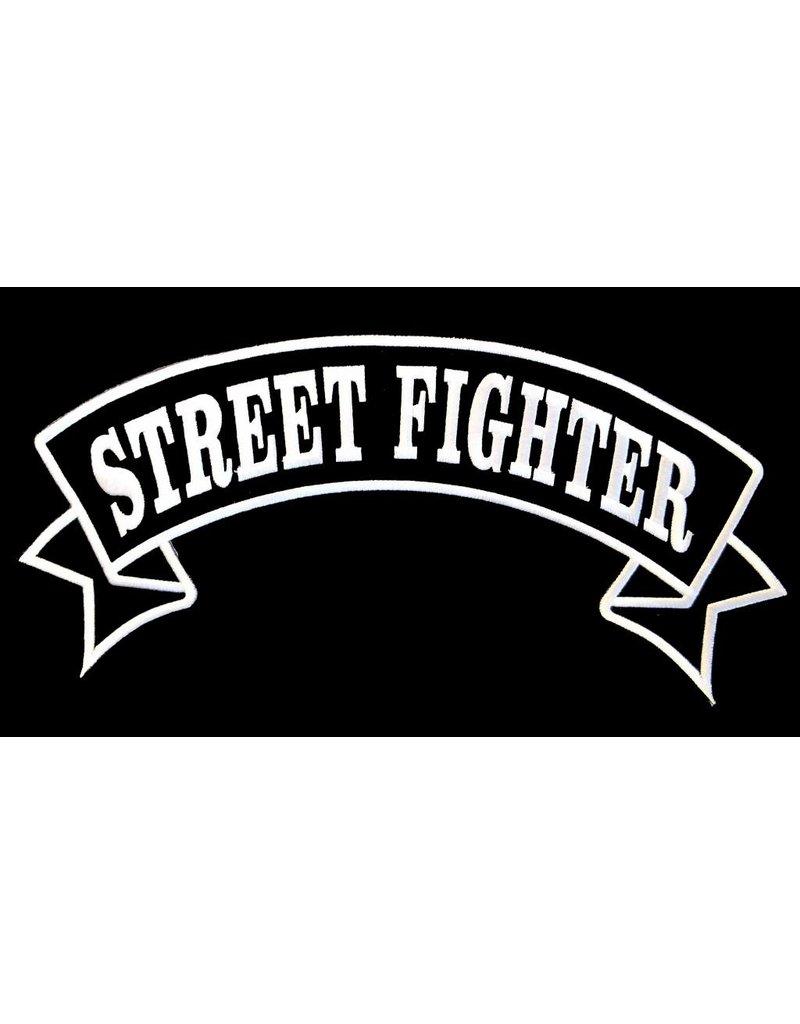 Street Fighter banner