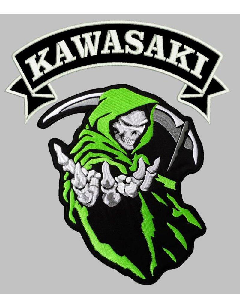 Kawasaki banner