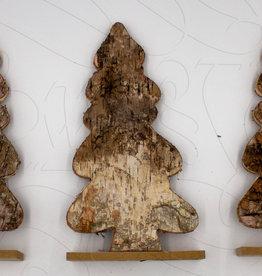 çam ağaçları Dekorasyon Odun