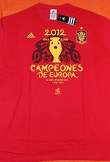Adidas Adidas Herren Spanien T-Shirt FEF EU WIN T rot gelb NEU