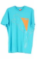 Puma PUMA Herren T-Shirt Big Cat Tee, 824106 19, Farbe Blau (scuba blue)