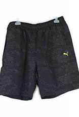 Puma PUMA Herren Hose Ct graphic Woven Shorts 8 Zoll 509827 02, Farbe Schwarz