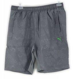 Puma PUMA Herren Hose Ct graphic Woven Shorts 8 Zoll, 509827 01, Grau