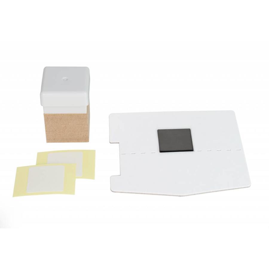 Mint Kit Tampon (1 tampon+base)-1