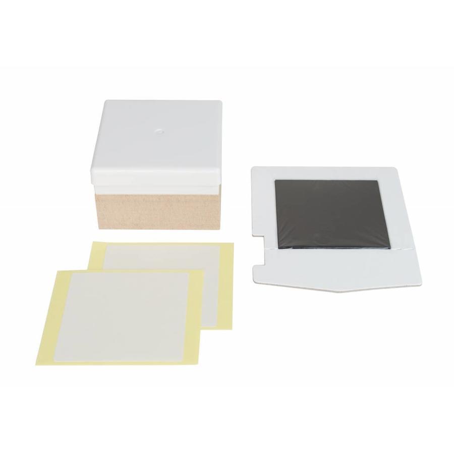 Mint Kit Tampon (1 tampon+base)-6