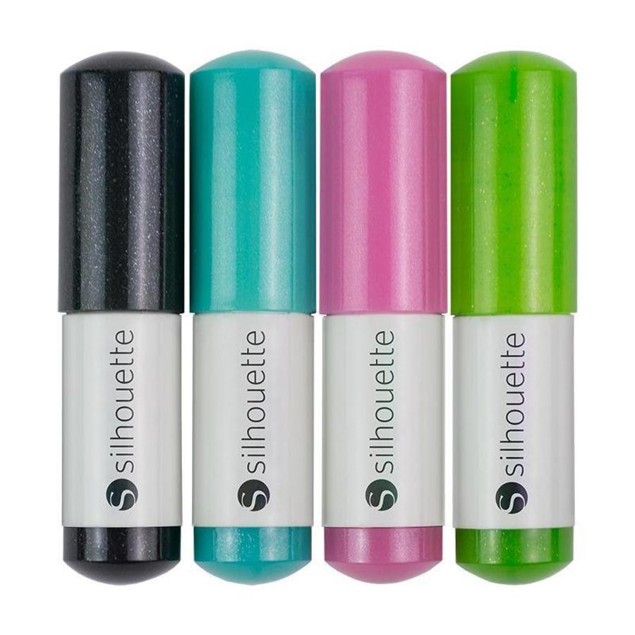 Silhouette Sketch Pen - Glitters-1