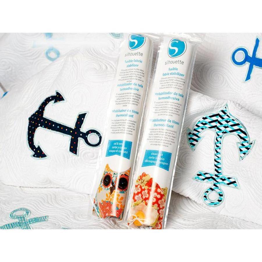 Schmelzbarer Textilstabilisator (Rolle, 30,4 cm x 152,4 cm) - Zuschneiden und Nähen --2