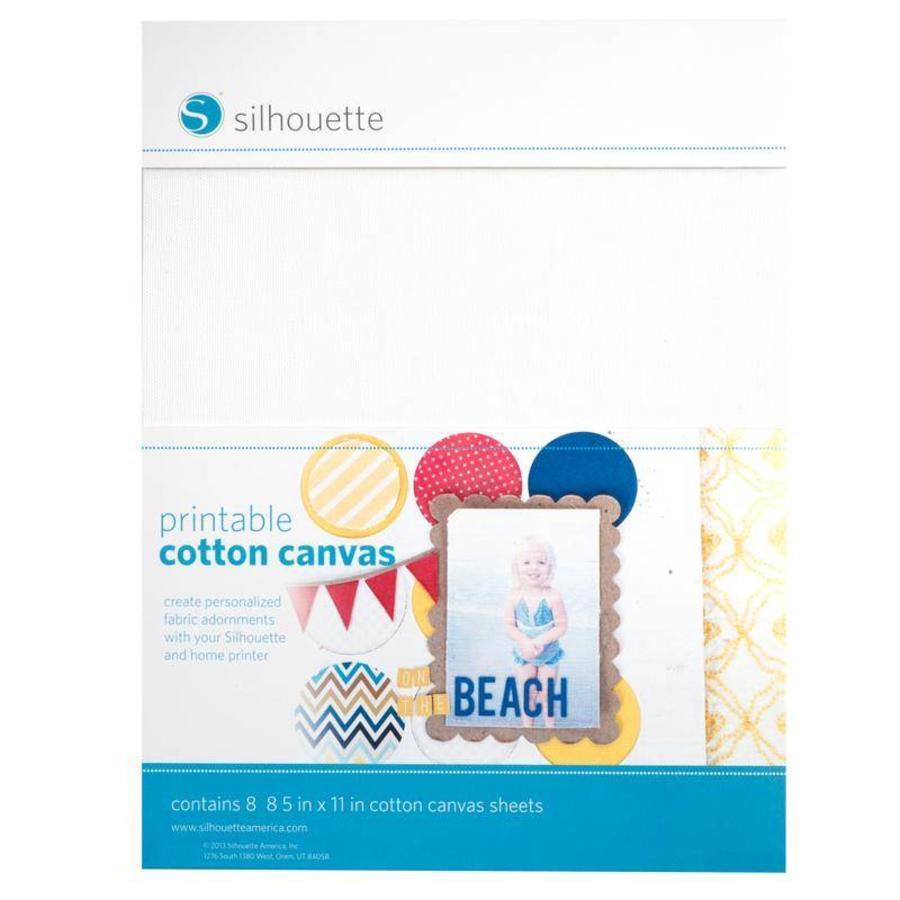 Toile de coton imprimable-1