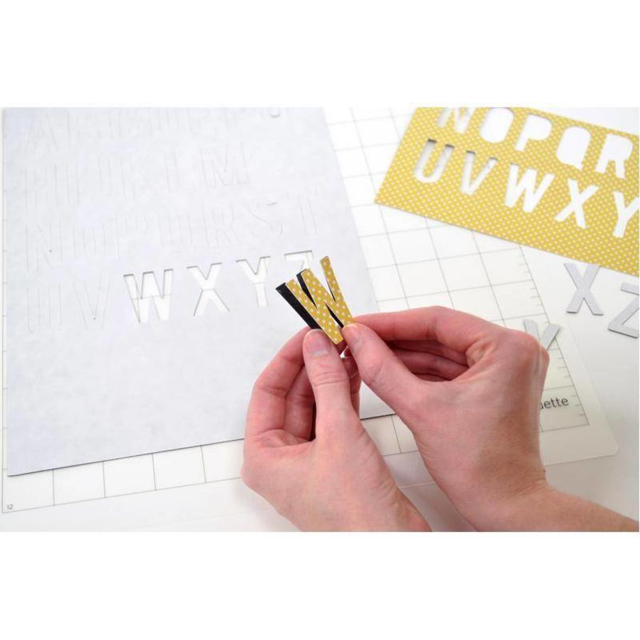 Adhesive Magnet Paper-3