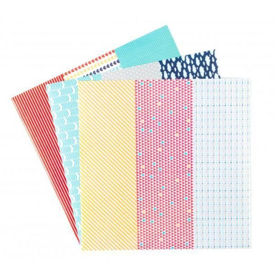 Adhesive Washi Paper-2