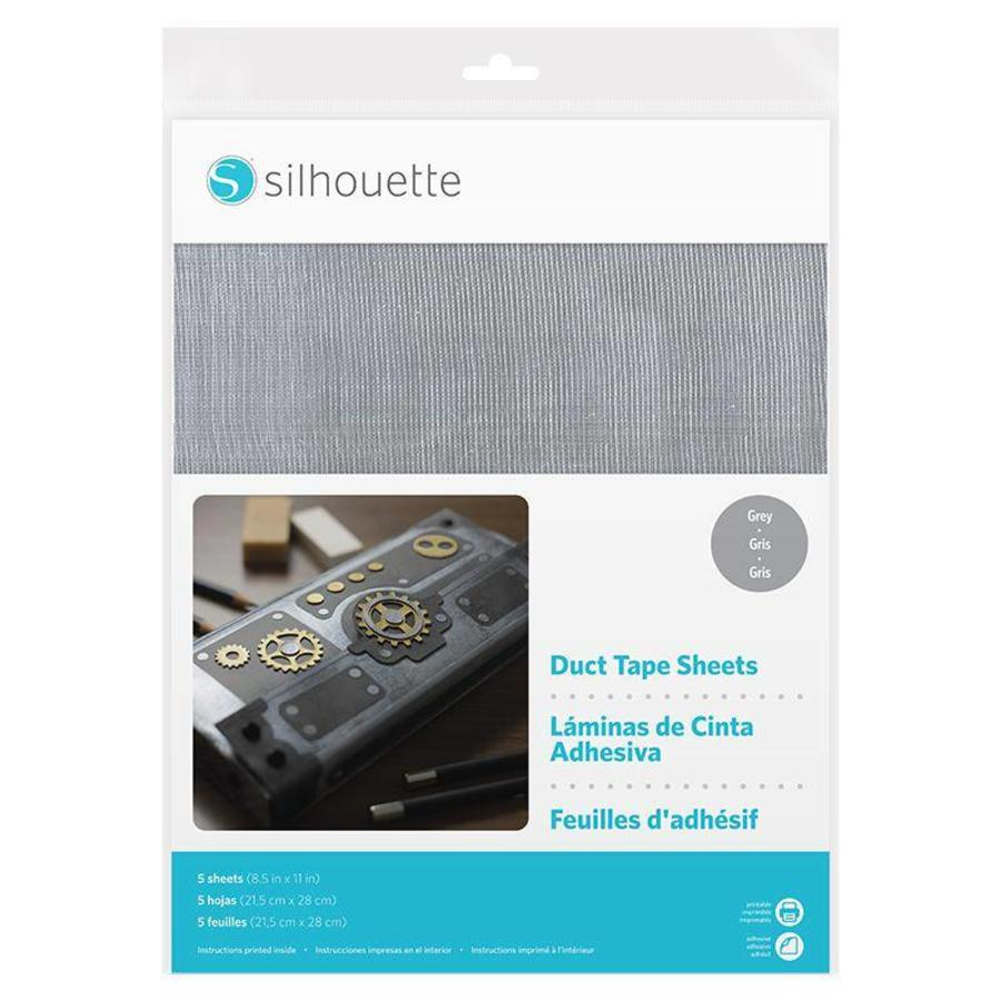 Duct Tape Sheets – Grey-1