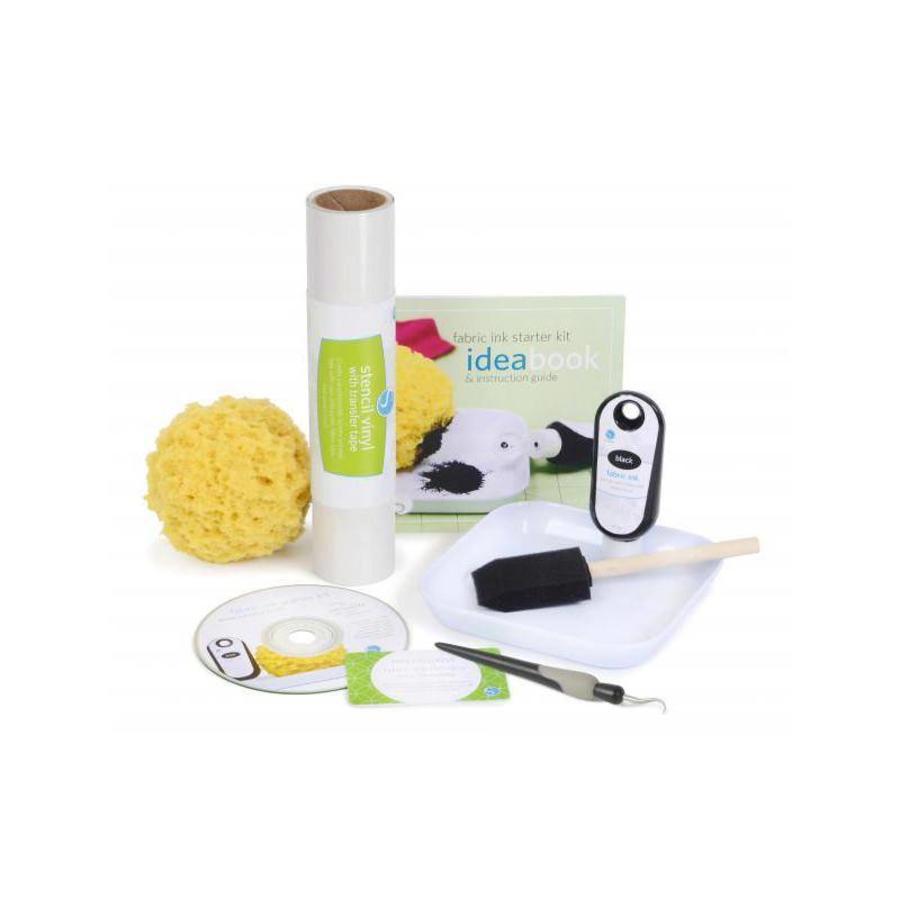 Kit de démarrage encre de tissu-2